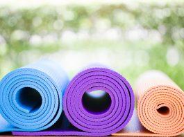 yoga productivity office corporate motivation stress